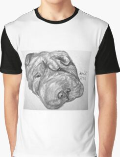 Whirley the dog Graphic T-Shirt