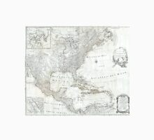 Vintage Map of North America (1788) Unisex T-Shirt