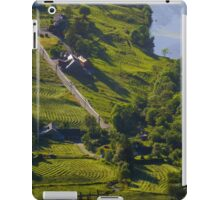 Ulriken - Floyen hike. Bergen, Norway. iPad Case/Skin