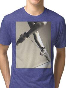 BDSM love - dance for me #2 Tri-blend T-Shirt