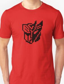 Hollow 8-bit Transformers Joined T-Shirt