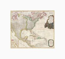 Vintage Map of North America (1794) Unisex T-Shirt