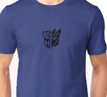 Hollow 8-bit Transformers Unisex T-Shirt