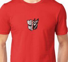 Pixel Transformers Unisex T-Shirt