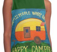 Happy Camper Contrast Tank