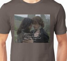 Outlander/Jamie & Claire Fraser/Diana Gabaldon Unisex T-Shirt