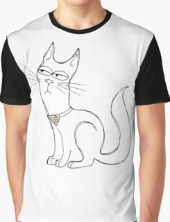 Can You Not Right Meow Graphic T-Shirt