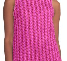 Think Pink Contrast Tank