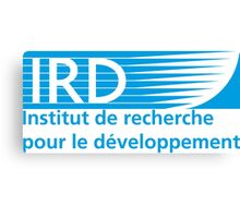 French Research Institute for Development (Institut de Recherche pour le Développement Canvas Print