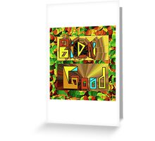 ZS Zenta 023 Comic B© Greeting Card