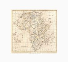 Vintage Map of Africa (1799) Unisex T-Shirt