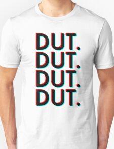 Dut. x4 (white background) Unisex T-Shirt