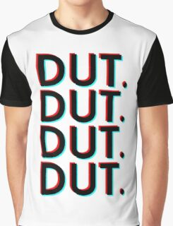 Dut. x4 (white background) Graphic T-Shirt
