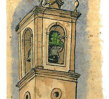 Torre dea Igreja de S.Martinho by Jorge Antunes