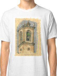 Torre dea Igreja de S.Martinho Classic T-Shirt