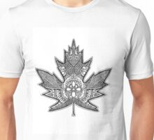 Canadian Maple Leaf Unisex T-Shirt