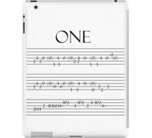 One tab iPad Case/Skin