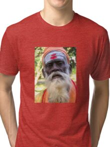Face of India Tri-blend T-Shirt