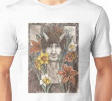 Orange Lily, Daffodil, and Jonquil Unisex T-Shirt