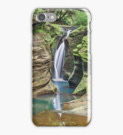 Hocking Hills Hidden Treasure iPhone Case/Skin