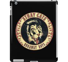 Stray Cats  (Runaway Boys) Vintage iPad Case/Skin