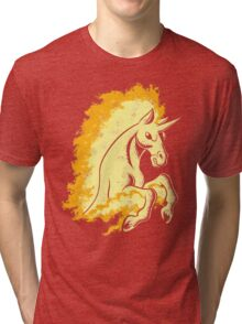 Blazing Stallion Tri-blend T-Shirt