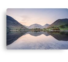 Fairylake Canvas Print