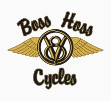 Boss Hoss Cycles Kids Clothes