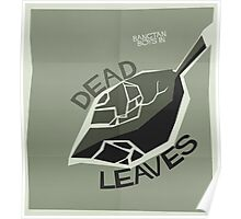 HYYH pt.2 x Saul Bass - Dead Leaves Poster
