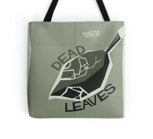 HYYH pt.2 x Saul Bass - Dead Leaves Tote Bag