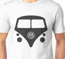 VW BUS die cut #0001 Unisex T-Shirt