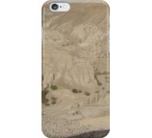 Surroundings of the Dead Sea iPhone Case/Skin