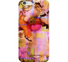 FRIENDSHIP FROM SUN UP TO SUN DOWN iPhone Case/Skin