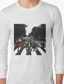 BEATLE KOMBAT Long Sleeve T-Shirt