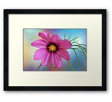Cosmos Discovery Framed Print