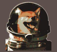 Space Doge Baby Tee