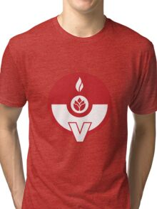 Pokémon Go: Team Valor Icon Tri-blend T-Shirt