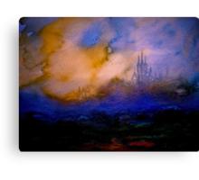 Landscape...Evensong Canvas Print