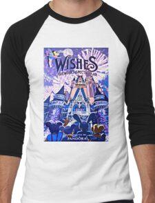 Wishes! Poster Men's Baseball ¾ T-Shirt