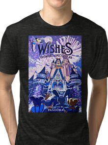 Wishes! Poster Tri-blend T-Shirt