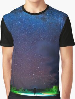 Sky Above Graphic T-Shirt