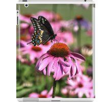 Black Swallowtail... iPad Case/Skin