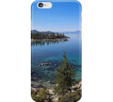 Sand Harbor - Lake Tahoe iPhone Case/Skin
