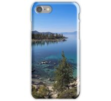 Sand Harbor - Lake Tahoe iPhone Case/Skin