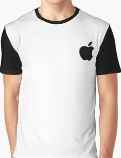 Apple Logo Graphic T-Shirt