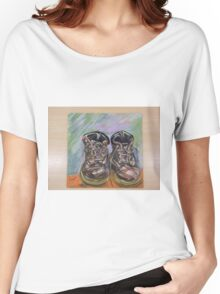 Dr Martin Boots Women's Relaxed Fit T-Shirt