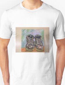 Dr Martin Boots Unisex T-Shirt
