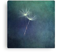 Dancing with the Wind Canvas Print