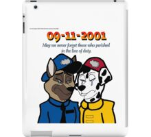 September 11 (May We Never Forget) iPad Case/Skin
