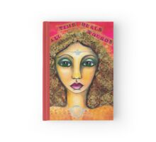 Time Heals All Wounds Hardcover Journal